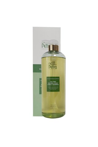 NC Petra Tea Tree Natural Scalp Family Shampoo