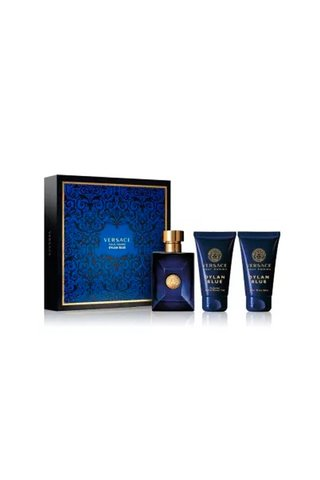 VERSACE DYLAN BLUE EDT SET