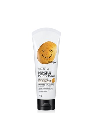 AROUND ME DEUN DEUN POTATO CLEANSING FOAM