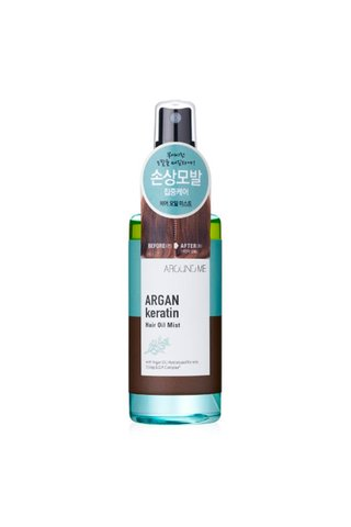 AROUND ME ARGAN KERATIN HAIR OIL MIST