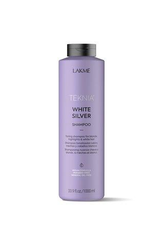 LAKME TEKNIA WHITE SILVER SHAMPOO 1000 ML